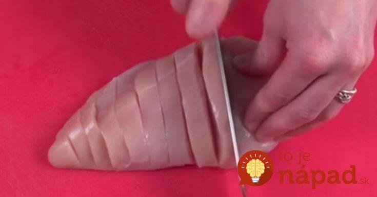 Perfektný tip, ako pripraviť kuracie prsia jednoducho a pritom chutnejšie, ako kedykoľvek predtým! :-)