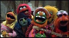 The Electric Mayhem Band.
