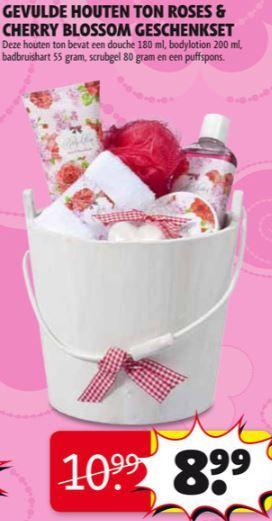 Deze #geschenkset kan elke #moeder wel waarderen! Bekijk alle geschenksets in de Kruidvat-folder via www.reclamefolder.nl of download onze app.