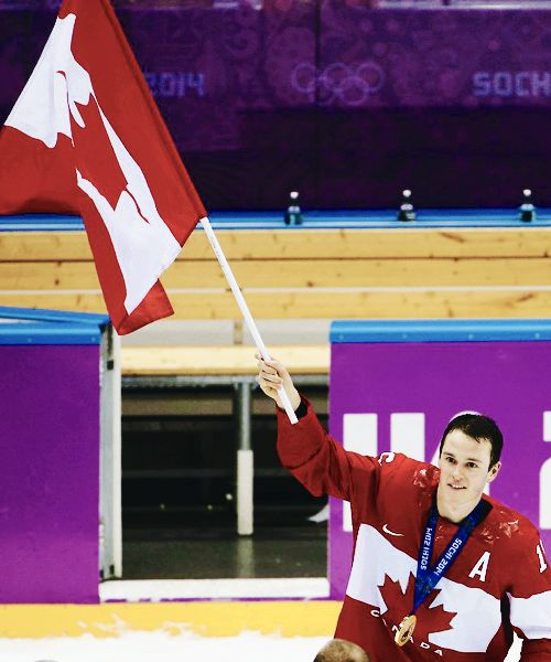 Olympic gold for Toews.