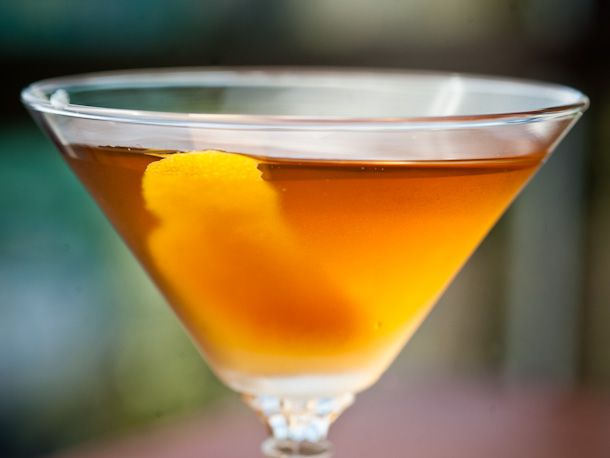 There are pitifully few decent cocktails mixed with Irish whiskey—like scotch, it just doesn't play well with other ingredients—but here's one that's not only suitable for the day, but absolutely enjoyable: the Emerald.