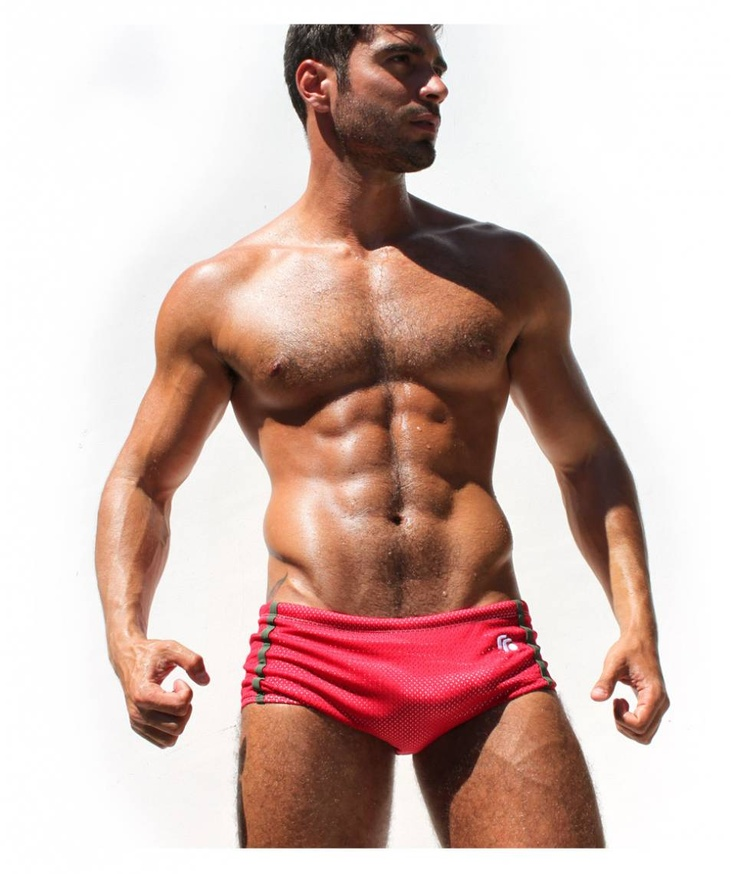 Rufskin Angra Sunga Cut Trunk. For more men's brief swimwear at great prices check www.swimkinis.com #mens swimwear #speedos #mens togs