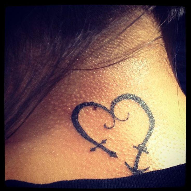 Hope tattoo will be my next tattoo but I love this