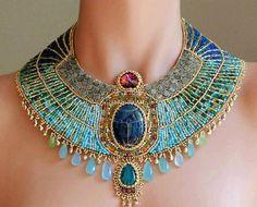 Modelos de joyería egipcia | El blog de LosAbalorios.com