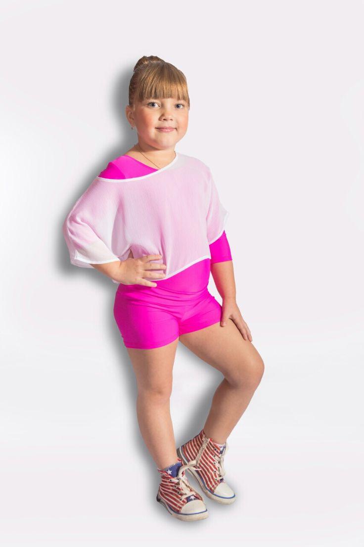 Одежда для танцев для малышей Www.ionstyle.com.ua
