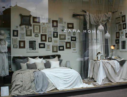 Zara Home Store Milan 2012 Collection ~ Zara Home Bedroom Windows