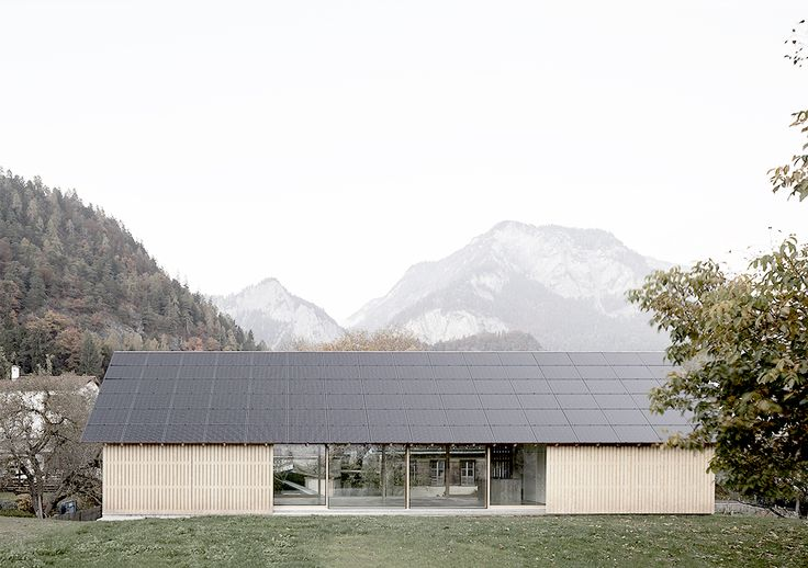 alpine village case study Vals is a village of roughly 1000 people, nestled in the alps in switzerland that  might seem  morphosis unveils plans for controversial high-rise hotel in tiny  alpine village at 1,250 feet  bd+c daily 5 bd+c case study.