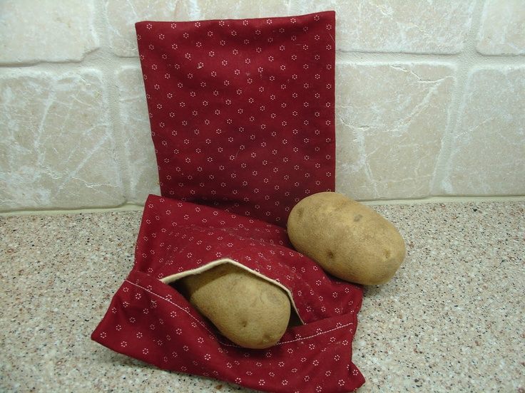 What are some good tater baker bag patterns?