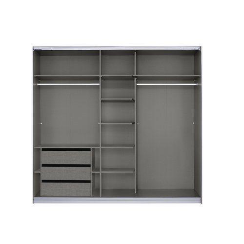 Best Rauch 2 Door Sliding Wardrobe Sliding Wardrobe 4 Door 400 x 300