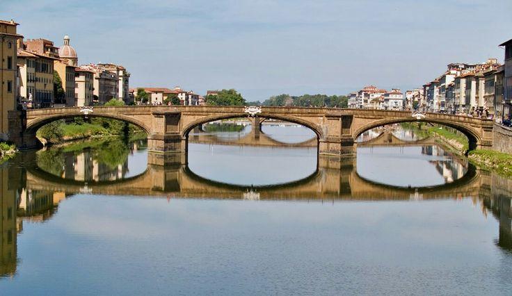 Ponte S Trinità , Firenze