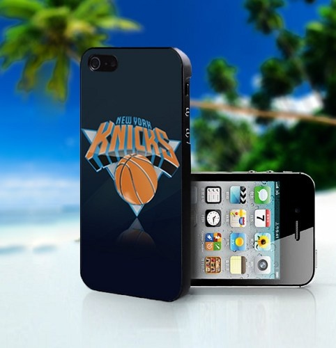New York Knicks NBA Logo - Photo On Hard Cover For iPhone 5