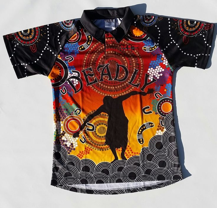 Aboriginal Shirt for sale online at http://www.kulture.biz/store/