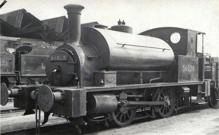 LMS (Caledonian)  Drummond 'Pug'  0-4-0ST