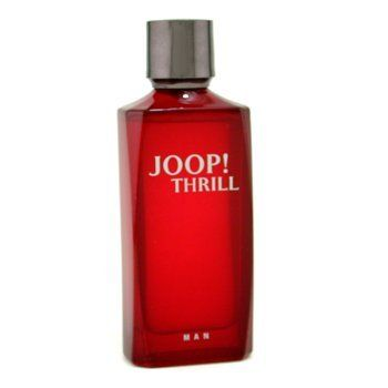 Joop Thrill For Him Eau De Toilette Spray - Joop Thrill - 100ml/3.4oz by Joop!. $69.61. A classic woody fragrance for modern men Sexy, masculine & self-confident Top notes of lavender, bergamot & green apple Heart notes of woodsy Base notes of vanilla, sandalwood & amber Suitable for day & evening wear - Joop Thrill