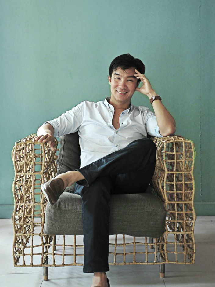 Maison U0026 Objet Asia 2014 Designer Of The Year: Kenneth Cobonpue