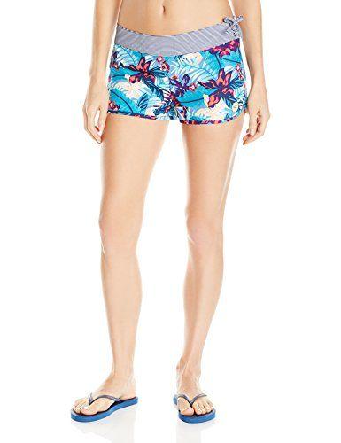 Roxy Women's Line It up 2 inch Boardshort #deals