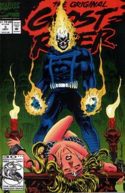 The Original Ghost Rider #3 Die, Die, My Daughter! - September 1992 Comic Vine