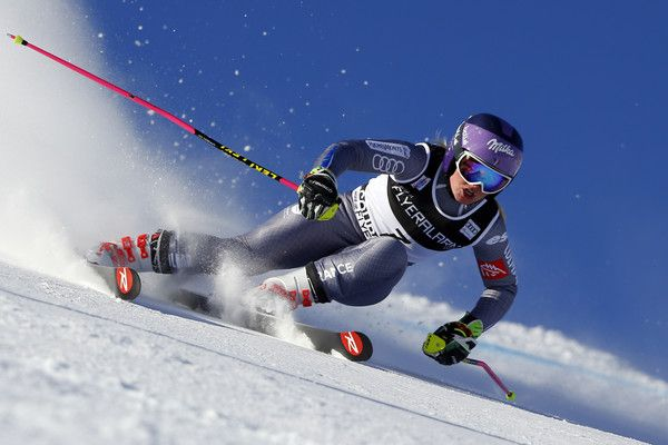 Tessa Worley Photos Photos Audi Fis Alpine Ski World Cup Women S Giant Slalom In 2020 Tessa Worley Fis World Cup Skiing