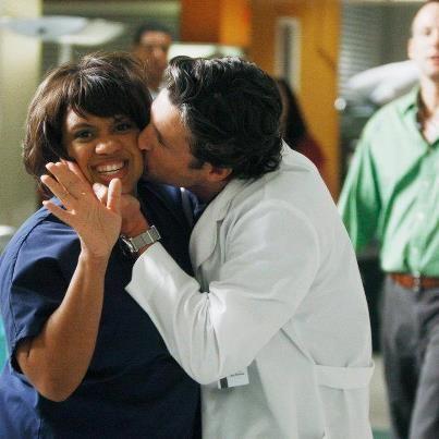 Chandra Wilson & Patrick Wilson, Grey's Anatomy