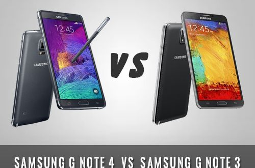The Difference Between Samsung Galaxy Note 4 and Galaxy Note 3