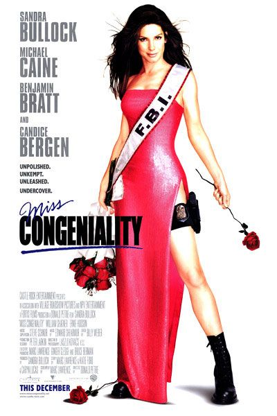 Miss Congeniality (2000) now thats my type of girl!