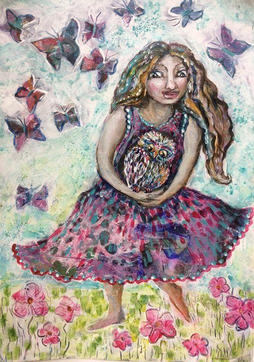 The next step - Cheryle Bannon