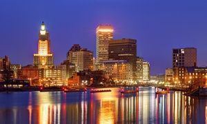 Groupon - Stay at Omni Providence Hotel in Providence, RI, with Dates into April  in Providence, RI. Groupon deal price: $99
