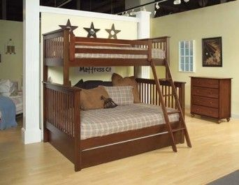 Catalina Bunk Bed By Relics Twin Over Full Bunk Beds