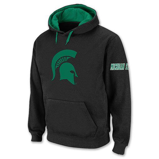 Men's Michigan State Spartans College Icon Hoodie