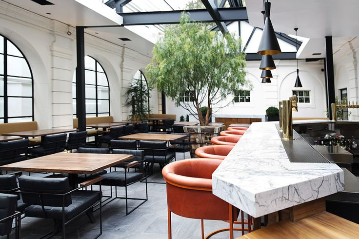 There's no limit to the magnificence at L.A.'s former rectory turned restaurant Redbird... http://www.we-heart.com/2015/03/16/redbird-los-angeles/