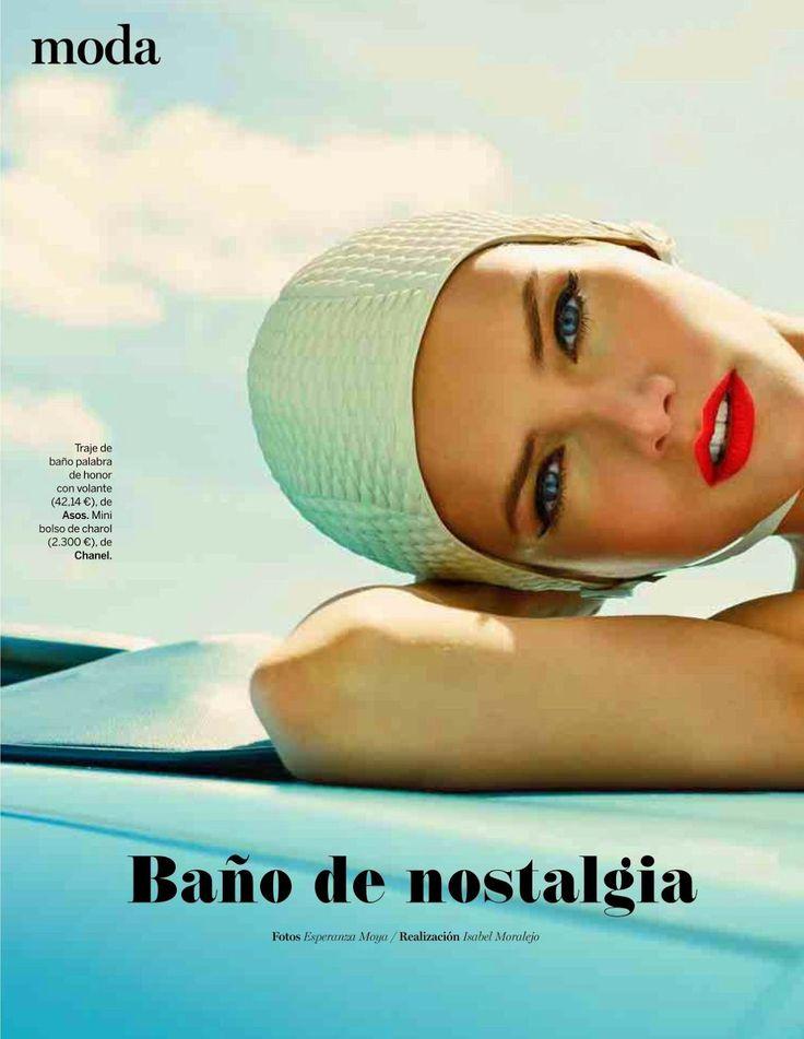 Yo Dona Magazine Spain May 2014