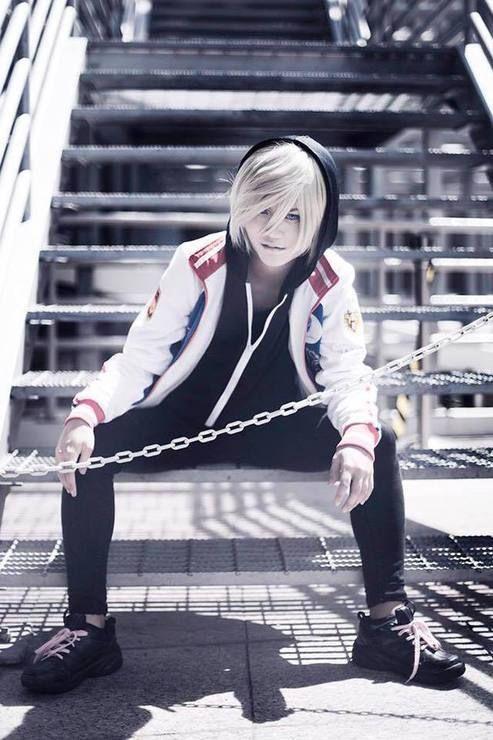 TSUTSUSI - Yuri Plisetsky cosplay photo | Cure WorldCosplay