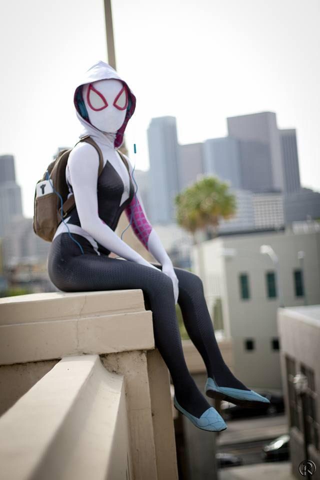 Amazing Spider-Gwen Cosplay! - Album on Imgur