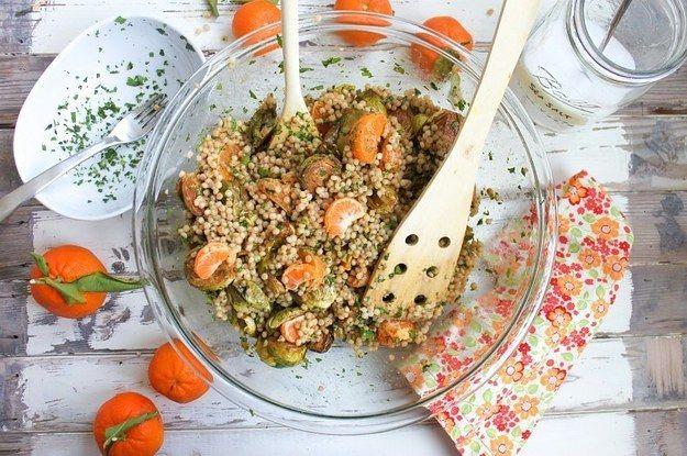 28 saladas vegetarianas que vão te saciar por completo
