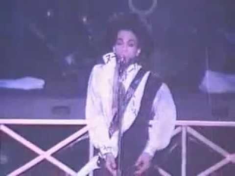 Prince Purple Rain live in Toyko