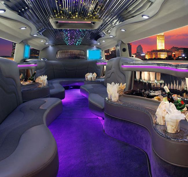 Organic Limo Interior Interiors Pinterest Night