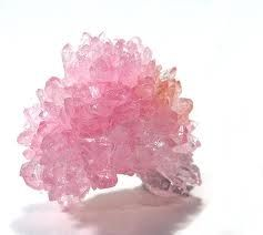 Le quartz rose, la pierre de l'amour!