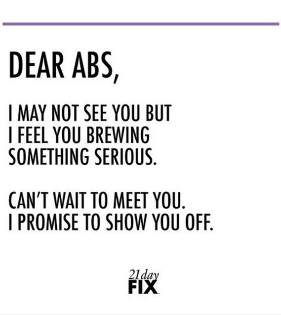 BLAST THE BELLY FAT #hereIcomeabs
