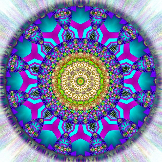 La Vida es un Reto... ॐ Mandala