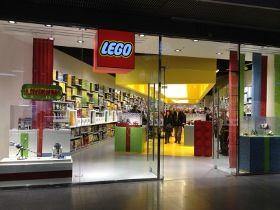 LEGO Store for gj