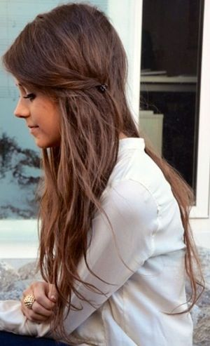 Best 25+ Casual hairstyles ideas on Pinterest | Casual updo, Easy ...