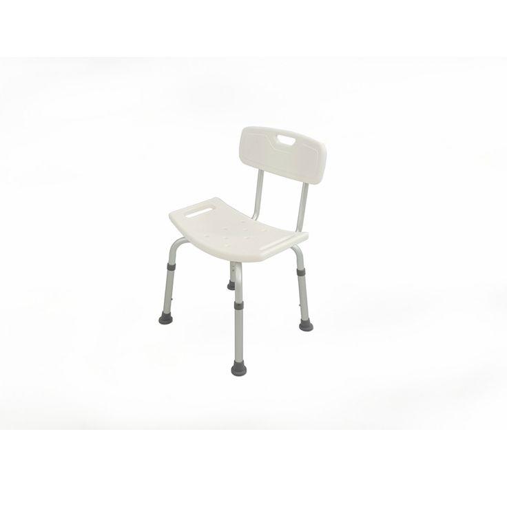Le sedia e gli sgabelli per doccia e bagno della Linea ComfortPlus sono ausili adatti a sostenere e/o aiutare la mobilità di persone con difficoltà di deambulazione.