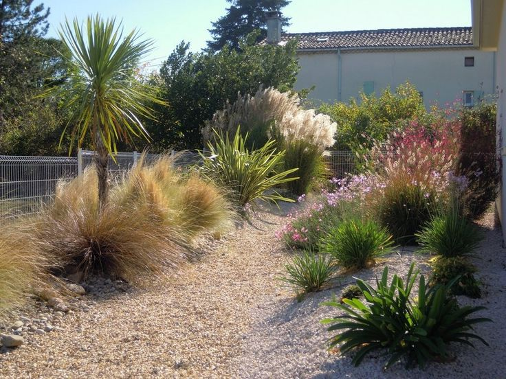 Les 25 meilleures idées concernant gravier de jardin sur pinterest ...