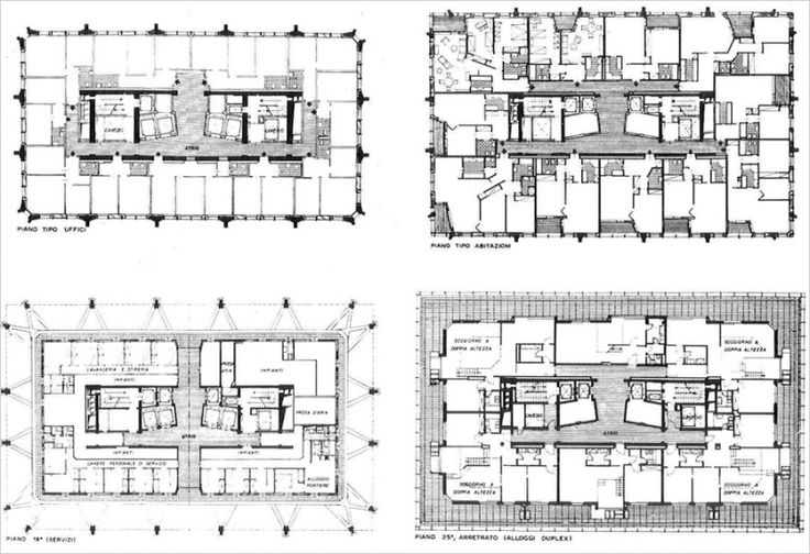 Torre Velasca - Lo studio BBPR e Milano - itinerari - Ordine degli architetti, P.P.C della provincia di Milano