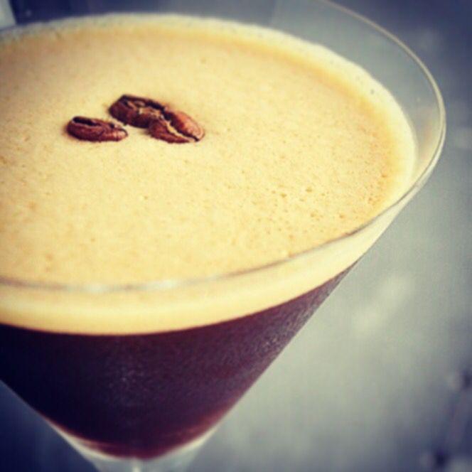 It's Friday so why not #nocirestaurant #espressomartini #italian #rabybay #cleveland #brisbanecocktails
