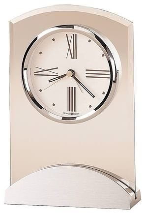 Howard Miller Tribeca 645-397 Contemporary Alarm Clock