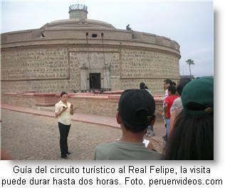 La Fortaleza del Real Felipe: historia, mapas y horarios.  Continuamos con nuestra campaña para la promoción del turismo local, con la finalidad de motivar a que usted amigo lector salga de casa y se de una vuelta por los diferentes atractivos culturales que hay muy cerca de Lima.
