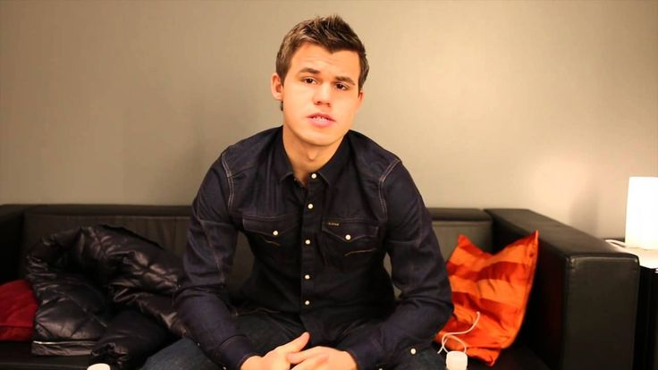 Magnus Carlsen Rounds Up the 2014 World Chess Championship