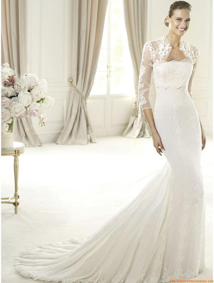 337 besten Wedding Dress Bilder auf Pinterest | Brautkleider ...