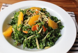 Food Wishes Video Recipes: Raw Kale Salad – Mmmm…Tough and Bitter
